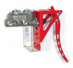 "Brakes and Brake Kits - Manual Brake With 1"" Bore Cast Iron M/C - Image 1"