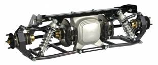 Suspension Systems - 1968-1972 Nova Bolt On Rear Independent Rear IRS - Image 1