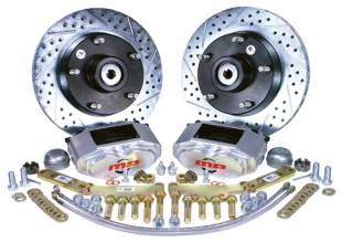 1967-1972 Ford Truck Front D/S Disc Brake Conversion - Image 1