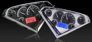 Gauges - 1955-1959 Chevy Truck Analog Instrument System - Image 1