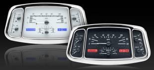 Gauges - 1933-1934 Ford Car Analog Instrument System - Image 1