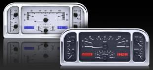 Gauges - 1937-1938 Ford Car Analog Instrument System - Image 1