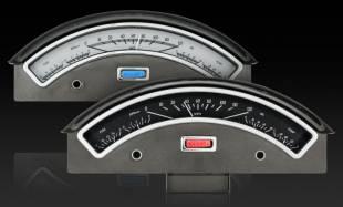 Gauges - 1957 Ford Car Analog Instrument System - Image 1