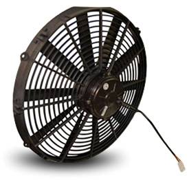 """SPAL 16"""" High Performance Electric Fan - Image 1"""