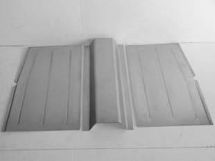 1941-1948 WOODIE Rear Floor. 4-DR. - Image 1