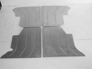 1941-1948 Ford WOODIE Rear Deck Floor. - Image 1