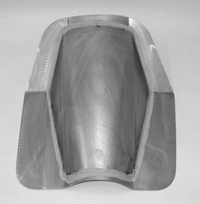 1940-1947 Ford Truck Tranny Cover. (taller) - Image 1