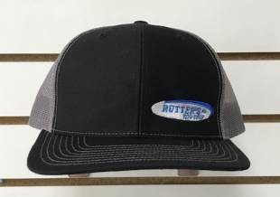 Baseball Cap - Black/Grey - Image 1