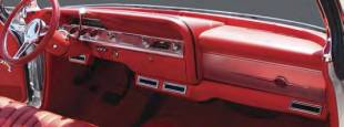 Air Conditioning - 1963 Impala Complete Kit (non-factory air) Gen IV SureFit System - Image 1