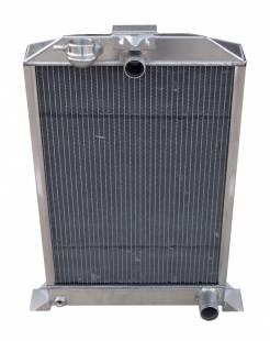 Cooling - 1936 Ford Car Aluminum Radiator for SBC Motor - Image 1