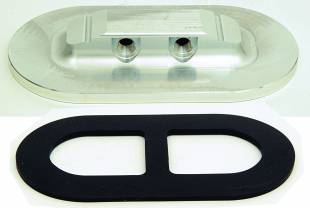 Accessories - Master Cylinder Cover (Remote Style) For Corvette Dual Disc Master Cylinder