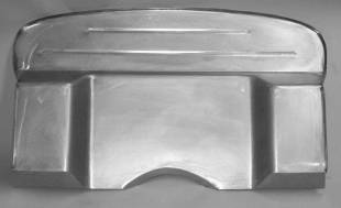 Steel Firewalls and Floors - 1935-1939 Ford Truck  Firewall-Smoothie - Image 1