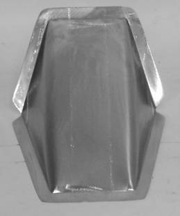 Steel Firewalls and Floors - 1928-1931 Ford Transmission Cover- Stock Floor - Image 1