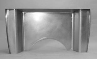 Steel Firewalls and Floors - 1928-1929 Ford Car/Truck Lower Firewall - Image 1