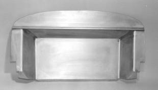 "Steel Firewalls and Floors - 1937-1942 Willys Complete Firewall w/ 4"" Setback - Image 1"