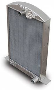 Cooling - 1932 Ford Car Aluminum Radiator