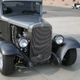 Grills - 1931 Chevy Car or Truck Grill - Image 1