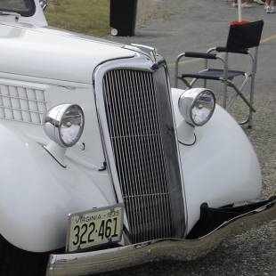 Grills - 1935 Ford Car Grill - Image 1