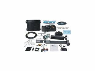 Air Conditioning - 1953-1955 Ford Truck Gen II SureFit System - Image 1