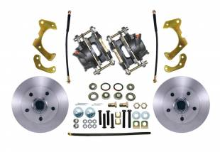 Brakes and Brake Kits - MBM-1965-68 Full Size Chevy Kit-DBK6568 - Image 1