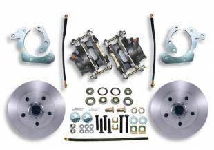Brakes and Brake Kits - MBM-1969-70 Full Size Chevy Disc Brake Kit-DBK6970 - Image 1