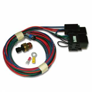Electrical Components - Ron Francis Fan Relay System- Stand Alone w/AC Req(176/161)- AR-23