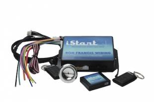 Electrical Components - Ron Francis - iStart Keyless Starting System-  IS-20