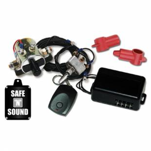 Electrical Components - Ron Francis- Safe and Sound Single Function Battery Disconnect- MS-11 - Image 1