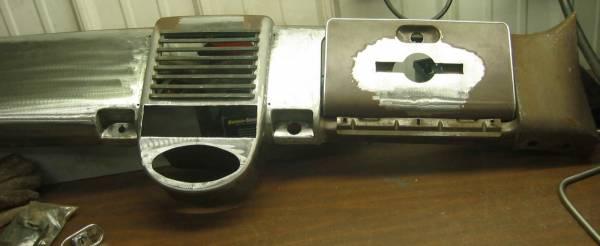 1939 Mercury Custom Dash
