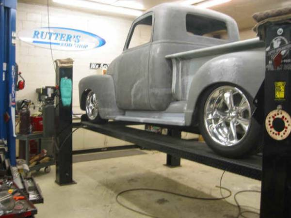 wheels chevy truck 1950 foose nitrous build complete installed ii ruttersrodshop