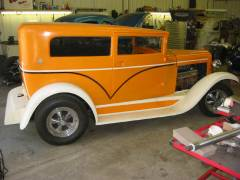 1928 Chevy Cover