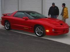 2002 Pontiac Firehawk Cover