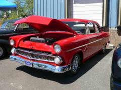 1955 Ford Sedan Partial Build Cover