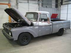 1966 Ford Truck Cover