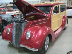1937 Ford Woody Partial Build Cover