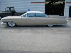 1960 Cadillac Eldorado Cover