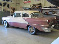 1956 Oldsmobile 88 Complete Build Cover