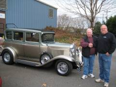1931 Chevy Sedan Complete Build Cover