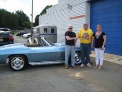 1966 Corvette Cover