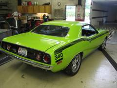 1973 Cuda Full Build Cover
