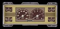 Classic Instruments (Gauges) - 1940 Ford Gauges - Gauges - 1940 Ford Direct Fit Original Style Gauge Pkg 6 in 1