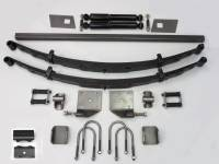 Rutter's Parts Universal Rear Leaf Spring Kit (leaf springs are not included)