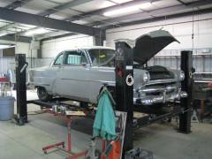 1953 Ford Car Complete Build Cover