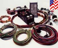 Haywire (Wire Harness) - Electrical Components - Deluxe 14 Fuse Wiring System