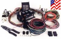 Haywire (Wire Harness) - Electrical Components - Deluxe 7 Fuse Wiring System