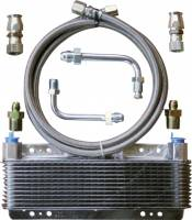 Transmissions - Transmission Cooler and Hose Kit for GM Transmission - Image 2