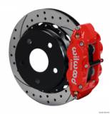 Wilwood Disc Brakes - Rear GM 10 or 12 Bolt Disc Brakes