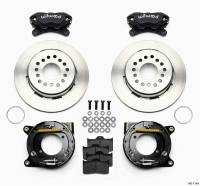 "Brakes and Brake Kits - Black Calipers and 12"" Rotors with Parking Brake - Image 2"