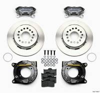"Brakes and Brake Kits - Polished Calipers and 12"" Rotors with Parking Brake - Image 2"