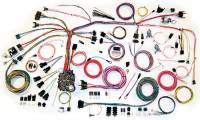 American Autowire - 1967-1982 Chevy Camaro - Electrical Components - 1967-1968 Camaro Complete Harness